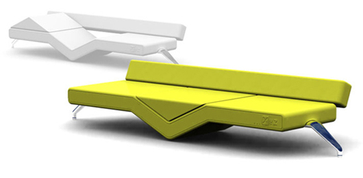 Chaise longue | XYZ Design