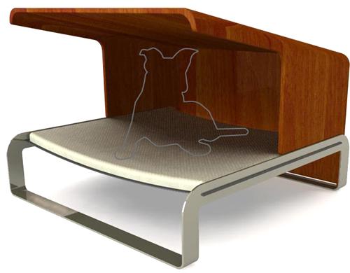 Luxury dog home