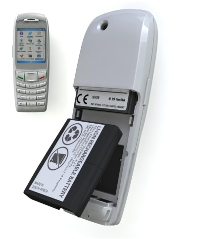 Ndlovukazi encryption cellphone