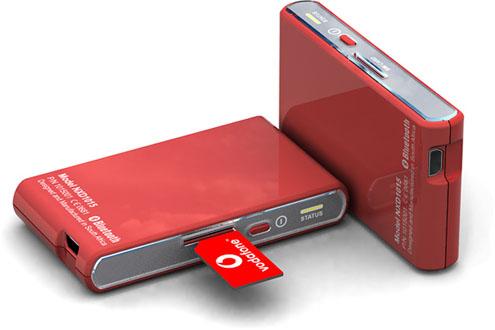 Bluetooth GSM modem