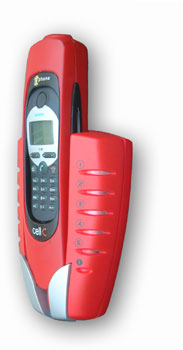 Informal taxi phone
