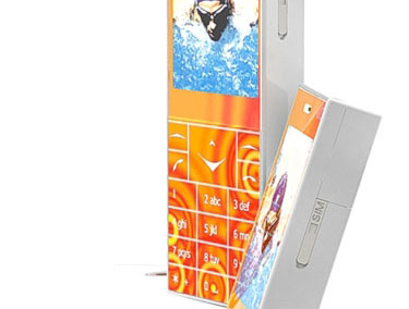 Olympic cellphone