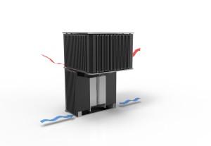 114-003-451 (VLT concept section - Airflow)