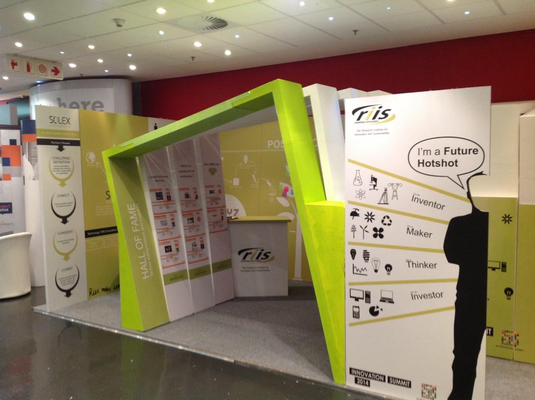 Innovation Summit 2014 Stand