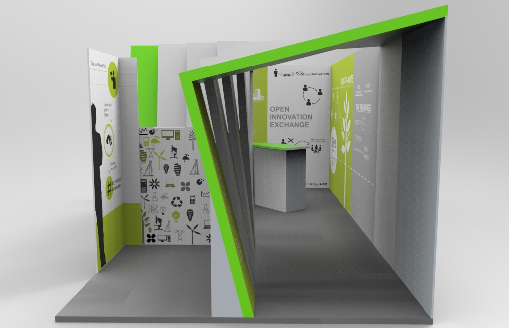 Model for render - Exhibition stand.10